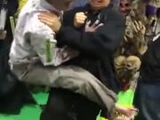 Most Crazy Halloween Puppet