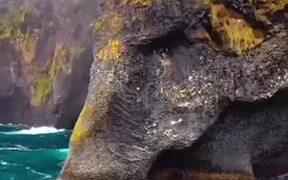 The Gorgeous Elephant Rock Iceland