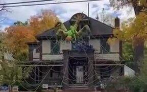 Taking Halloween To The Next Level