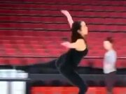 When The Cameraman Too Is A Great Skater