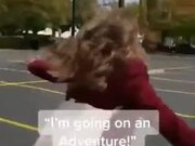 When You Faceplant Before The Adventure Starts