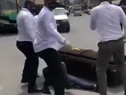People Without Mask Coffin Dance Treatment