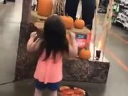 A Creepy Little Kid