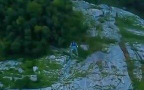 Most Amazing Parachute Jumping Video