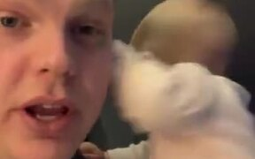 Man Accidentally Records Babies First Words
