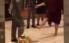 A Classy Smooth Old Dancer