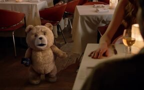 AXE Commercial: Ted Loves Messy Look