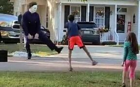 Funky Street Dancer Vs Funky Boy