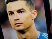 Boy Gets The Wrong Ronaldo Hair Cut