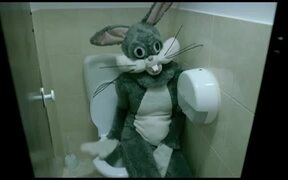 Creepy Animation Night Commercial: Bunny