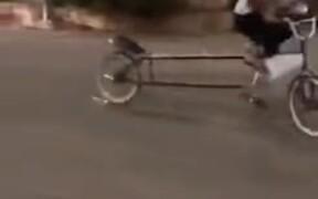 Weirdest Looking Drift Cycle