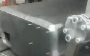 Satisfactory Metal Shaving By Machine