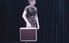 Suitcase Stuck In One Position