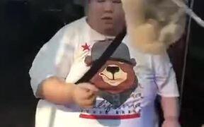 Ice Cream Man Vs Fat Guy