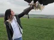 A Damn Big Trained Eagle