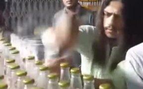 Fastest Soda Bottle Cap Opening