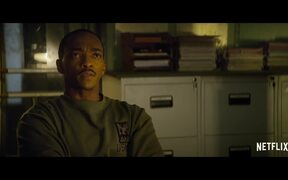 Outside the Wire Teaser Trailer