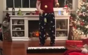 The Best Juggling Ever
