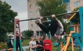 Unbelievable Gymnastic Skills