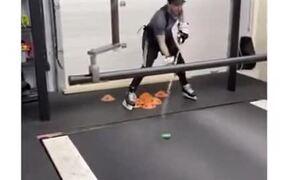 Super Intense Ice Hockey Practice