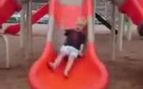 A Slide That Damages Your Kid's Brain