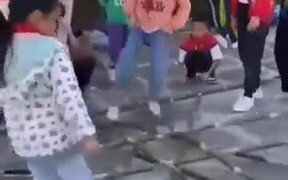 A Very Difficult Bamboo Dance