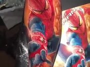 Quite Possibly The Best Spiderman Tattoo Ever