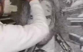 Most Unique Portrait Of Keanu Reeves Ever