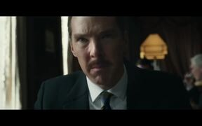 The Courier Official Trailer