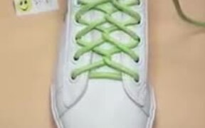 How To Tie A Beautiful And Attractive Shoelace