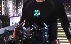 Best Ironman CGI Effect