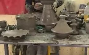 Moroccan Potter With A Simple Solution