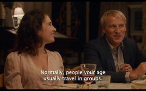 Food Club Trailer
