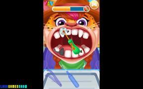 Children Doctor Dentist 2 Walkthrough