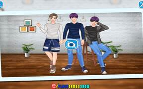 Boys Style Up Walkthrough
