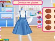 Design my Pinafore Dress Walkthrough