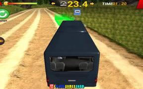 Uphill Bus Simulator 3D Walkthrough