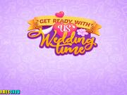 Get Ready with Us Wedding Time Walkthrough