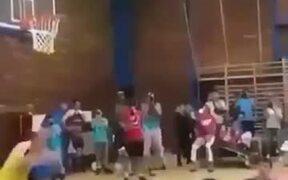 When You Combine Gymnastics And Basketball