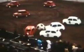A Car Football Game