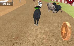 Angry Bull Racing Walkthrough