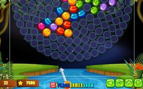 Bubble Shooter Wheel Walkthrough