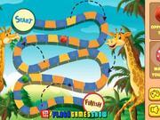Giraffes Dice Race Walkthrough