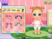 Baby Cathy Ep7: Baby Games Walkthrough