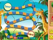 Giraffes Dice Race Walkthrough