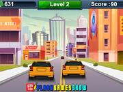 Car Traffic 2D Walkthrough