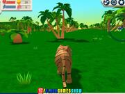 Tiger Simulator 3D Walkthrough