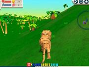 Tiger Simulator 3D Walkthrough