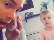 Little Toddler Gets Busted About Her Boyfriend