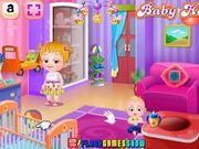 Baby Hazel: Helping Time Walkthrough